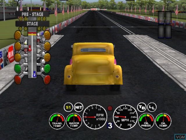 IHRA Drag Racing 2004