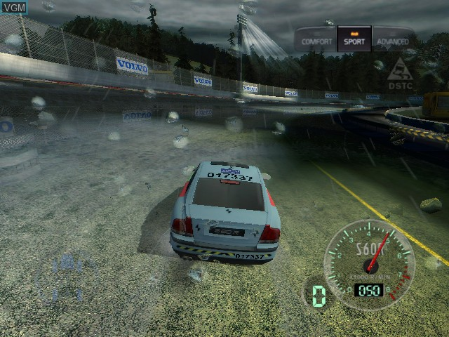 Image in-game du jeu Volvo - Drive for Life sur Microsoft Xbox