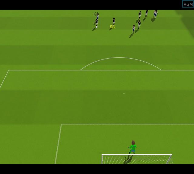 Image in-game du jeu Sensible Soccer 2006 sur Microsoft Xbox
