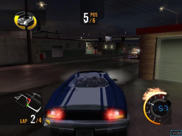 Image in-game du jeu 187 Ride or Die sur Microsoft Xbox