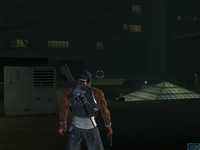 Image in-game du jeu 50 Cent - Bulletproof sur Microsoft Xbox