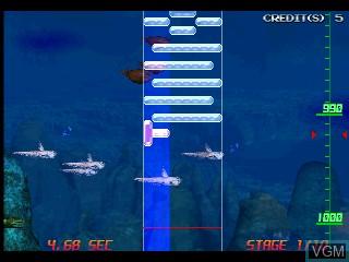 Image in-game du jeu Aqua Rush sur Zinc