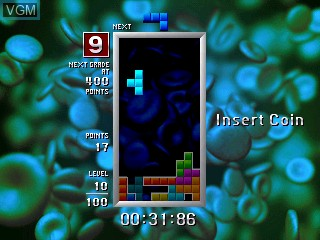 Tetris - The Grand Master