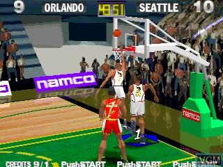Image in-game du jeu Dunk Mania sur Zinc