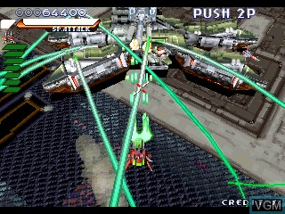 Image in-game du jeu Raystorm sur Zinc