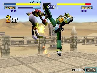 Image in-game du jeu Beastorizer sur Zinc