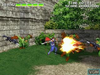 Image in-game du jeu Strider 2 sur Zinc