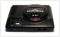 console de jeux 16 bits